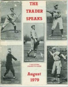 The Trader Speaks August 1979